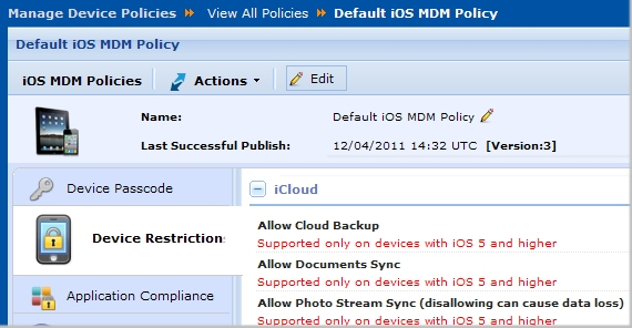 Does iOS 5 Land IT Back in the Driver's Seat? - Webtorials